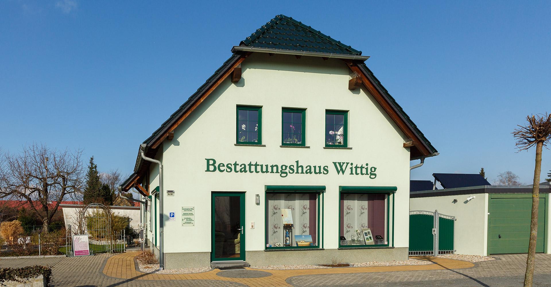 Bestattungshaus Wittig